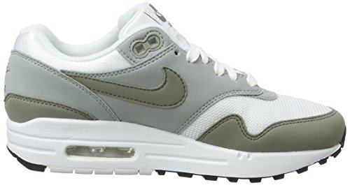 Scarpe 1 Max da Beige Stucco Donna Pumice Dark Air Ginnastica White Nike Black Light Wmns wqgRtI