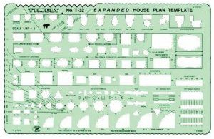 (Timely Expanded House Plan Template (32T) )