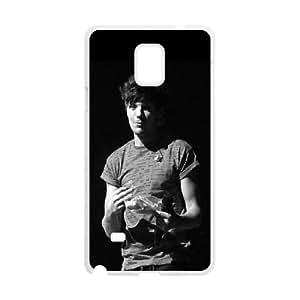 1D--Zayn-Malik Samsung Galaxy Note 4 Cell Phone Case White Kwix