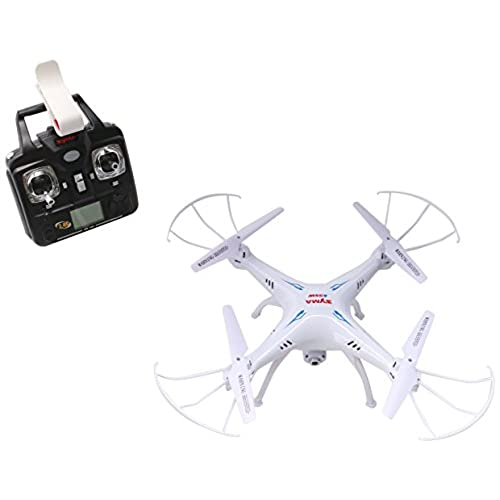 Syma X5SW Explorers2 24G 4CH 6 Axis Gyro RC Headless Quadcopter With 03MP HD Wifi Camera FPV White