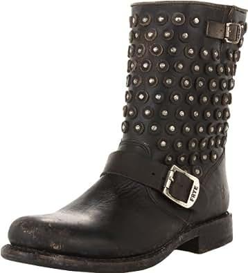 Amazon Com Frye Women S Jenna Disc Short Ankle Boot