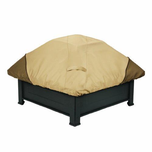 Garden & Lawn Supply Classic Accessories Veranda 71942–Plaza de protección para Barbacoa Color: Earth Tamaño: 45sq...
