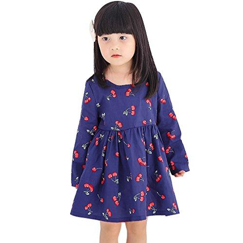 Bond Girl Costume Dress (JET-BOND Little Girls Clothing for Various Ages BB23 (2T, 7#))
