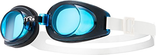 TYR Youth Foam Youth Goggle (Blue)