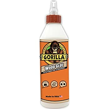 Gorilla Wood Glue, 18 oz.