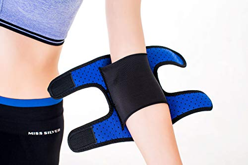 Elbow Pads with Compression Sleeve -Thick Spogne Elbow Brace