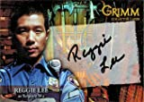 Grimm 2013 Autograph Card RLAC-1 Reggie Lee as Sergeant Wu