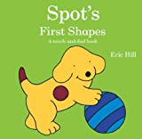 Spot's First Shapes, Eric Hill, 0399256318