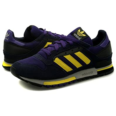 fcc9f32f3a73d Mens Adidas ZX 600 Retro Exclusive Trainers UK 9.5  Amazon.co.uk  Shoes    Bags