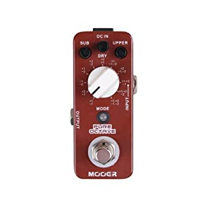 Mooer Baby Tuner Pedale Accordatore Cromatico – Pure Octave