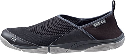 Hombre 991 Watermoc Jet Ebony Hansen para Mocasines 2 Black Li New Negro Helly xXOA0Fwq