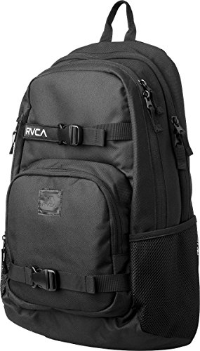 RVCA Men's Estate Delux Backpack, Black, One Size by RVCA