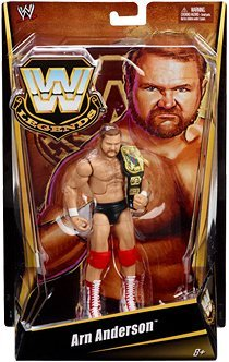 WWE Wrestling Legends Arn Anderson Action Figure