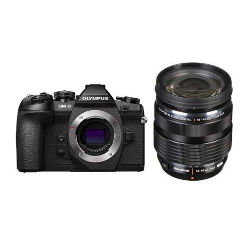 Olympus OM-D E-M1 Mark II Mirrorless Camera Body, Black M. Z