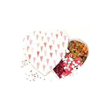 Süßigkeiten In Herz Box Geschenk Romantischen Jahrestag