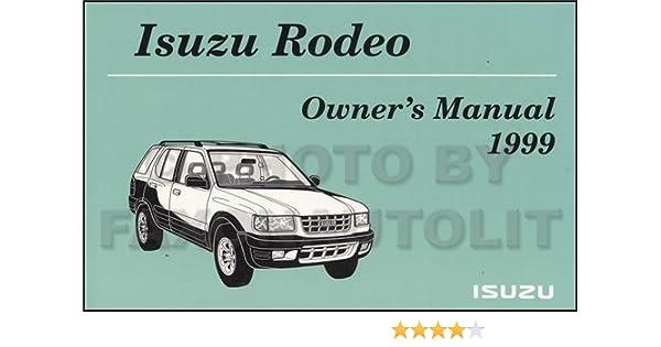 99 isuzu trooper repair manual ebook array 1999 isuzu rodeo owner u0027s manual original isuzu amazon com books rh amazon fandeluxe Images