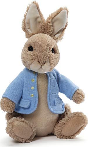 Gund Classic Beatrix Potter Peter Rabbit Stuffed Animal Plush, 6.5 Inch