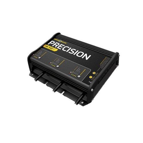 Minn Kota Precision On-Board Charger, MK 345pc (3 Bank x 15 Amps) 15 Amp 3 Bank