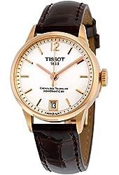 Tissot T-Classic Chemin Des Tourelles Automatic Ladies Watch T0992073603700