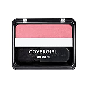 COVERGIRL Cheekers Blendable Powder Blush Plumberry Glow.12 oz (packaging may vary)