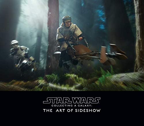 Price comparison product image Star Wars: Collecting A Galaxy: The Art of Sideshow Collectibles