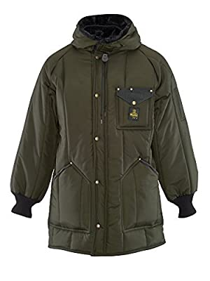 RefrigiWear Men's Ice Parka