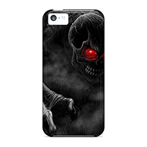 High-end Cases Covers Protector For Iphone 5c(scary)