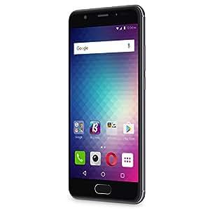 "BLU Life ONE X2 Mini - 5.0"" Unlocked Smartphone -4G LTE - 64GB + 4GB RAM -Grey"