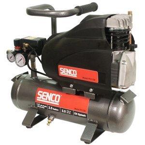 Senco Pc1130 Compressor 1 5 Horsepower Peak 2 5 Gallon