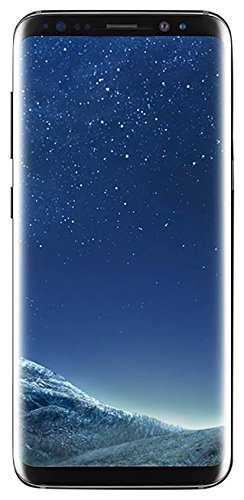 Samsung Galaxy S8 64GB Phone – 5.8″ Unlocked Smartphone – Midnight Black (Certified Refurbished)