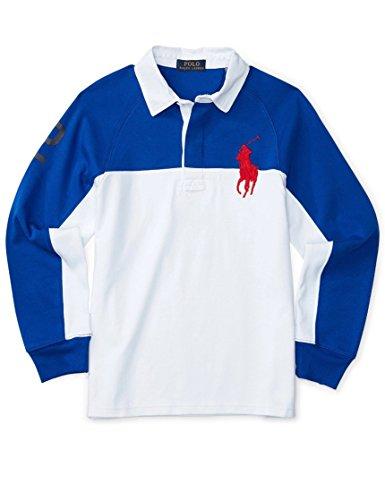 Ralph Lauren Boys Rugby Shirt - 4