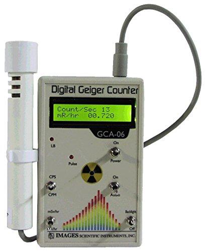 Digital Geiger Counter : Best gca w professional geiger counter nuclear radiation