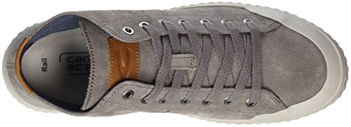 camel active Herren Rail 12 High-Top Grau (Taupe 01)