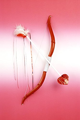 Cupid Bow and Arrow Set (Cupid Bow And Feathers)