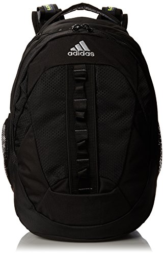adidas Ridgemont Backpack, Black, 19 x 14 x 14-Inch Black 15.4' Laptop Backpack