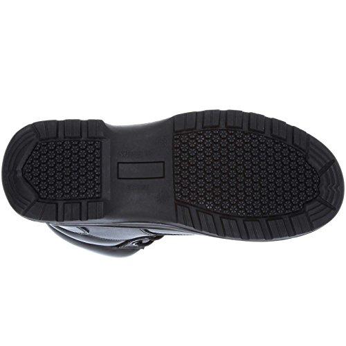 Dickies Deltona - zapatos de seguridad de sintético hombre Black