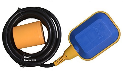 Blackt Electrotech 250 Volts Float Switch Sensor for Water Level Controller on