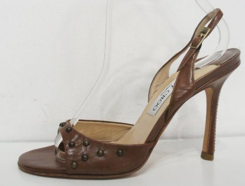 Jimmy Choo , Damen Sandalen Braun braun 36 (4 UK)