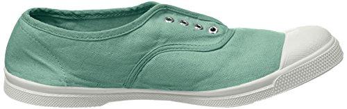 Amande Vert Sneaker Elly Tennis Bensimon Verde Donna O64YxXq