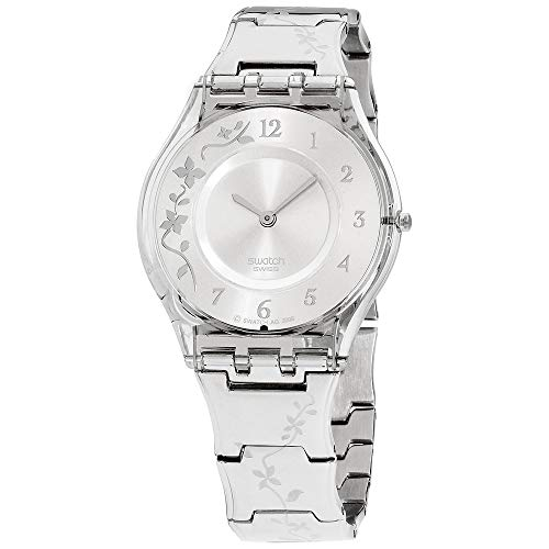 - swatch Women's SFK300G Stainless Steel Watch