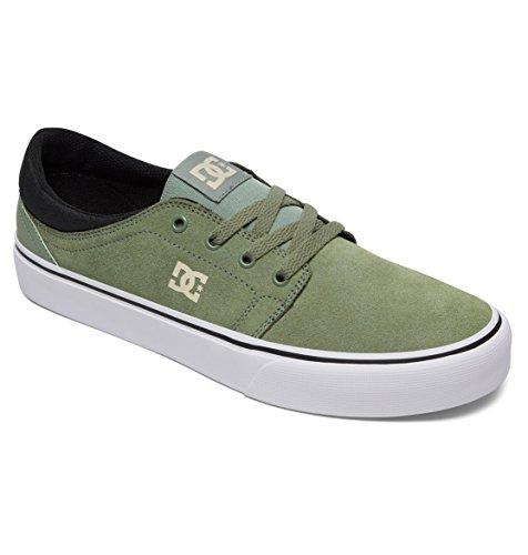 Scarpe Dc Trase S - Scarpe Da Skate - Scarpe Da Skate - Uomo - Eu 42 - Verde