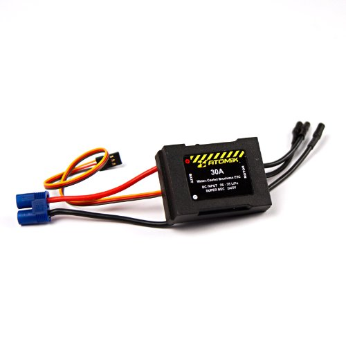 Atomik 30A Water-Cooled Brushless ESC for Barbwire RC Boat by Atomik RCの商品画像