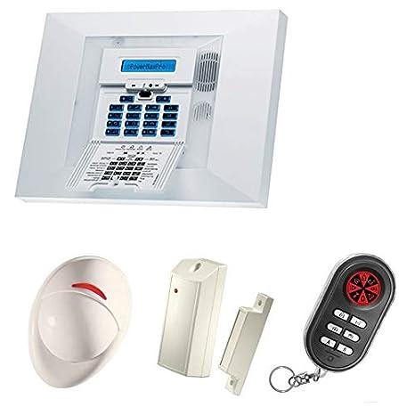 Visonic PowerMax-Alarma Pro & a2p NF-Kit-1