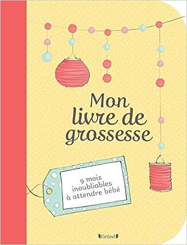 Mon Livre De Grossesse Amazon Ca Antartik Lise Herzog Books