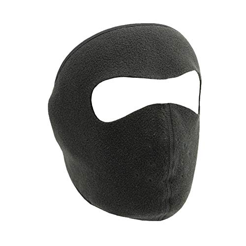 - OWMEOT Stretchable Face Shield Mask Guards Balaclava Headwear for Camping,Running,Cycling, Biking, Motorcycling,Fishing,Hunting,Yard Working and Sun UV Protection (Black)