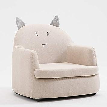 sillón infantil Sofá para niños princesa linda niña niño ...