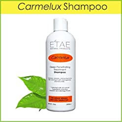 Etae Natural Products Carmelux Deep Penetrating Shampoo 12oz