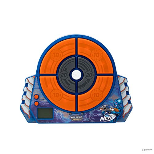 NERF Alien Menace Digital Target Toy