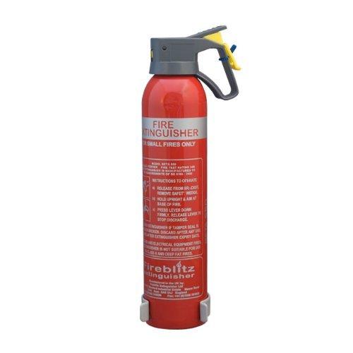 Fireblitz BETA Aerosol, red, 1.1 Kg