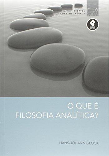 O que É Filosofia Analítica?